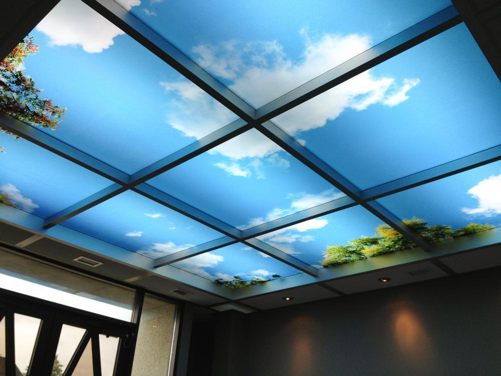 sky ceiling dam ortukleri